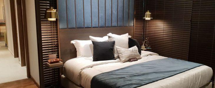 Lampor för sovrummet